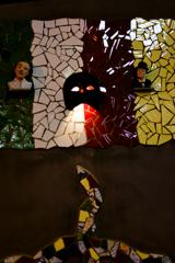 piastrella di mosaico