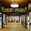 蓮の襖絵と三十六歌仙額絵