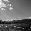 和邇浜 比良山
