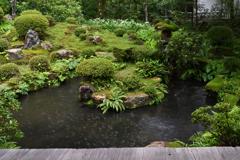 雨の聚碧園