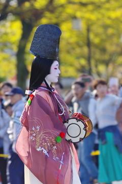 時代祭 平安美女1