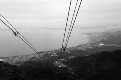琵琶湖遠望1