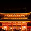 夜の應天門