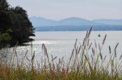 湖北 秋の午後