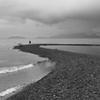 小雨の琵琶湖畔1