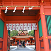 富士浅間神社 お参り