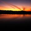 DSC01533 11月の夕焼け