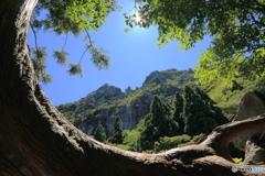 不思議の国「藤内壁」