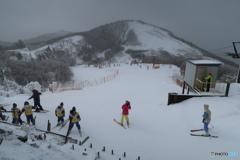 三重県にもスキー場があるんです‼(*^^)v