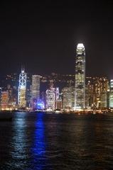 Nightview of Hong Kong