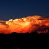 Burning summer cloud!!