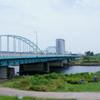 多摩川(別アングル)