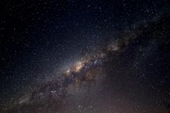 南半球の夜