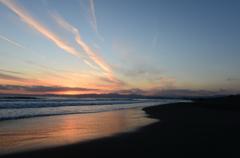 季節はずれの海岸
