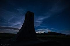月夜の美しの塔