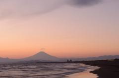 2014年 富士山 初撮り