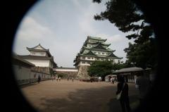 名古屋城正面