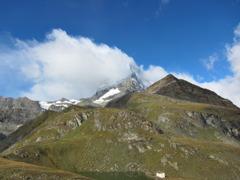 Zermatt_マッターホルン_シュヴァルツゼー