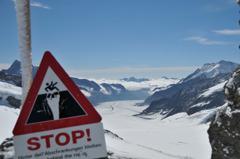 Jungfraujoch_展望台2