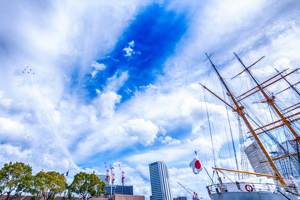 横浜ブルーインパルス
