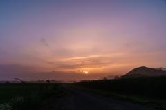 野辺山の朝