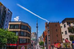 東京ブルーインパルス
