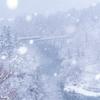 雪景色の只見線