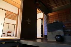 街の情景 - 武家屋敷の台所 -