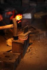 街の情景 - 鍛冶屋の槌 -