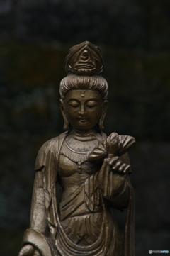 観音菩薩像