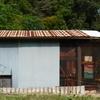 畑の師匠の小屋