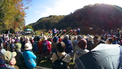 山奥のコンサート