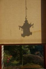 風鐸の影あそび