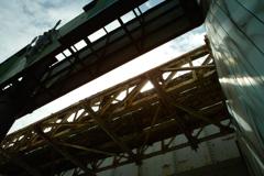 大牟田の鉄橋