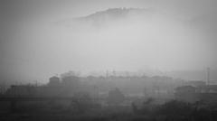 霧の九度山