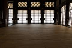 西本願寺のあかり