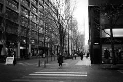 街歩き Returns