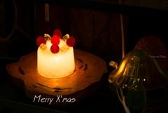 皆さまに Merry X'mas