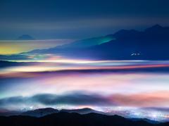 ~fantasy world~高ボッチと虹色雲海①
