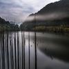 幻想の自然湖