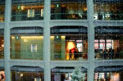 雪降る回廊