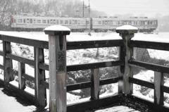暖冬は大雪