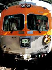 かぼちゃ電車