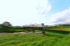 蕩ける電車