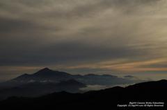 20131019_月明り磐梯山