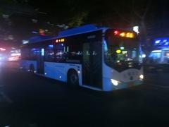 BYD 電気バス