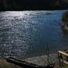 秋の奥矢作川
