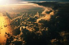 上空からの風景