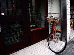 自転車のある風景Ⅳ