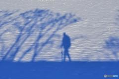 雪原キャンバス